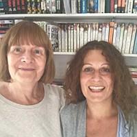 Rosie and Jessica Buckman