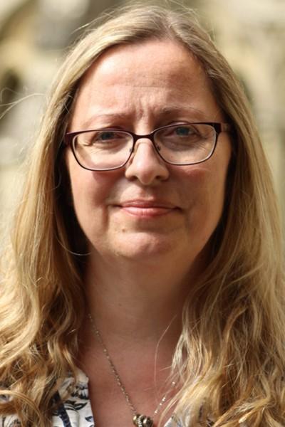 Joy Kluver